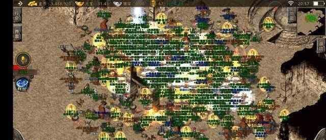 1.80战神传奇中终极boss需要团队协作